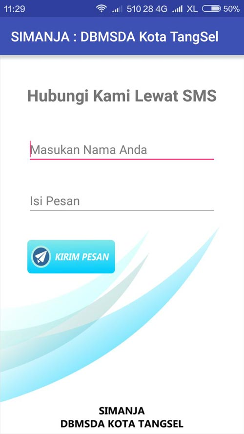 sms_android_simanja