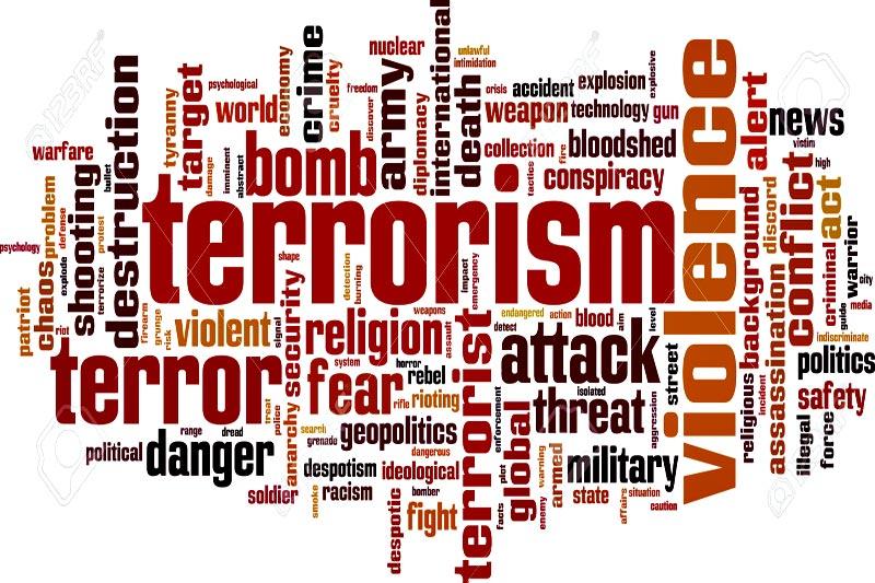 Terrorism-Word
