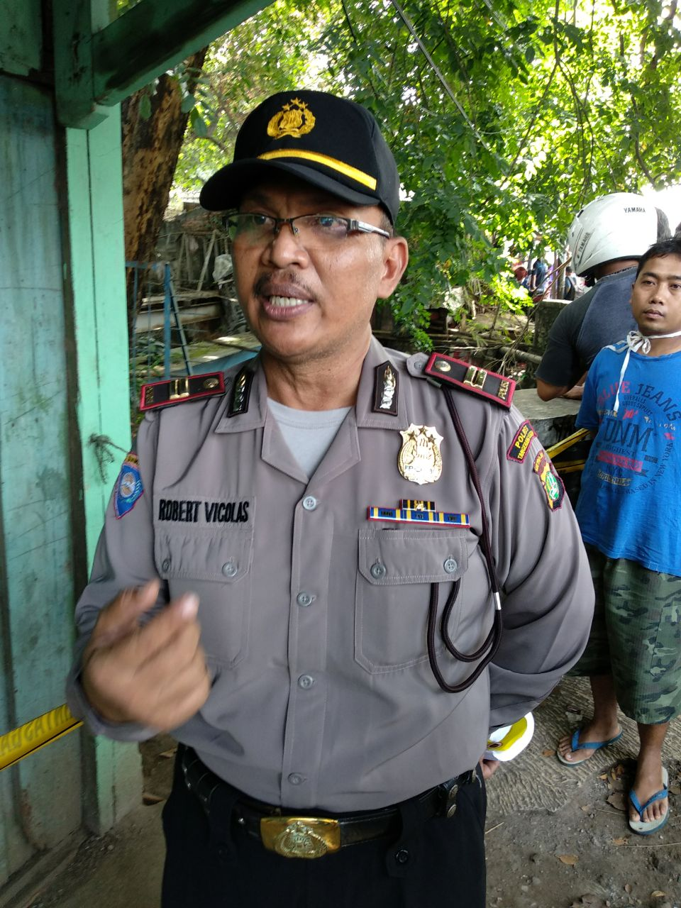 Seorang Bocah Ditemukan Tewas Mengambang di Situ Sasak Tinggi, Pamulang - TangselOke